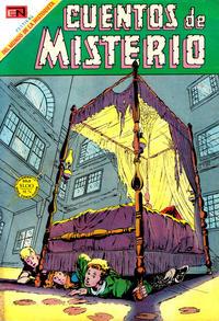 Cover Thumbnail for Cuentos de Misterio (Editorial Novaro, 1960 series) #159