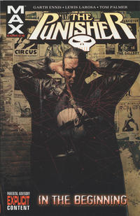 Cover Thumbnail for Punisher MAX (Marvel, 2004 series) #1 - In the Beginning [Second Printing]