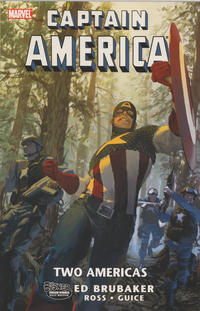 Cover Thumbnail for Captain America: Two Americas (Marvel, 2010 series)