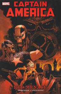 Cover Thumbnail for Captain America: Red Menace (Marvel, 2006 series) #2