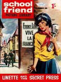 Cover Thumbnail for School Friend Picture Library (Amalgamated Press, 1962 series) #38
