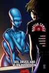 Cover for Martian Comics (Martian Lit, 2014 series) #1