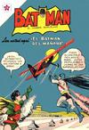 Cover for Batman (Editorial Novaro, 1954 series) #19
