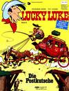 Cover for Lucky Luke (Egmont Ehapa, 1977 series) #15 - Die Postkutsche