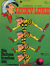 Cover for Lucky Luke (Egmont Ehapa, 1977 series) #17 - Die Daltons brechen aus