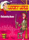 Cover for Lucky Luke (Egmont Ehapa, 1977 series) #22 - Calamity Jane