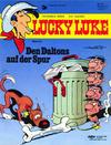 Cover for Lucky Luke (Egmont Ehapa, 1977 series) #23 - Den Daltons auf der Spur