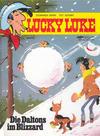 Cover for Lucky Luke (Egmont Ehapa, 1977 series) #25 - Die Daltons im Blizzard
