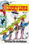 Cover for Lucky Luke (Egmont Ehapa, 1977 series) #28 - Tortillas für die Daltons
