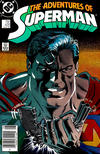 Cover for Adventures of Superman (DC, 1987 series) #431 [Newsstand]