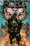 Cover Thumbnail for Teenage Mutant Ninja Turtles Universe (2016 series) #25 [Cover A - Freddie E. Williams II & Jeremy Colwell]