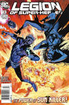 Cover for Legion of Super-Heroes (DC, 2010 series) #13 [Newsstand]