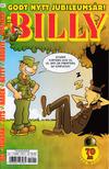 Cover for Billy (Hjemmet / Egmont, 1998 series) #1/2020