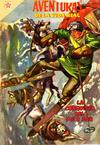 Cover for Aventuras de la Vida Real (Editorial Novaro, 1956 series) #11