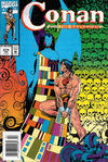 Cover for Conan the Barbarian (Marvel, 1970 series) #274 [Australian]