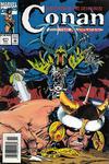 Cover for Conan the Barbarian (Marvel, 1970 series) #271 [Australian]