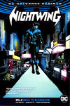 Cover for Nightwing (DC, 2017 series) #2 - Back to Bludhaven