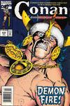 Cover for Conan the Barbarian (Marvel, 1970 series) #270 [Australian]
