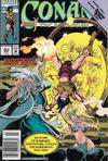 Cover for Conan the Barbarian (Marvel, 1970 series) #263 [Australian]