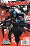 Cover for Batman Confidential (DC, 2007 series) #1 [Newsstand]