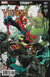 Cover for Venom (Marvel, 2017 series) #160 [Gerardo Sandoval]
