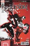 Cover for Venom (Marvel, 2017 series) #161 [Javier RodrÍguez]