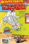 Cover for Tom & Jerry Aktivitetshefte (Bladkompaniet / Schibsted, 2001 series) #1/2007