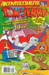 Cover for Tom & Jerry Aktivitetshefte (Bladkompaniet / Schibsted, 2001 series) #4/2007