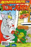 Cover for Tom & Jerry Aktivitetshefte (Bladkompaniet / Schibsted, 2001 series) #7/2007