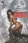 Cover for Vengeance of Vampirella (Dynamite Entertainment, 2019 series) #4