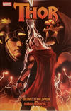 Cover for Thor by J. Michael Straczynski (Marvel, 2008 series) #3