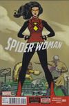 Cover for Spider-Woman (Marvel, 2015 series) #9