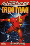 Cover for Marvel Adventures Iron Man (Marvel, 2007 series) #1 - Heart of Steel