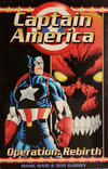 Cover for Captain America: Operation Rebirth (Marvel, 1996 series)  [First Printing]