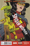 Cover for Spider-Woman (Marvel, 2015 series) #10