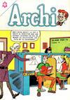 Cover for Archi (Editorial Novaro, 1956 series) #177