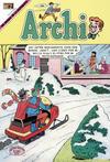 Cover for Archi (Editorial Novaro, 1956 series) #348