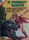 Cover for El Poderoso Sansón (Editorial Novaro, 1972 series) #98
