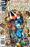 Cover for Captain America (Marvel, 1998 series) #8 [Newsstand]