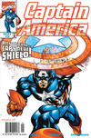 Cover for Captain America (Marvel, 1998 series) #9 [Newsstand]