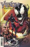 Cover for Venom: First Host (Marvel, 2018 series) #2 [Mark Bagley]