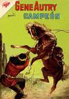 Cover for Gene Autry (Editorial Novaro, 1954 series) #80