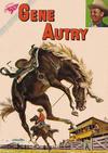 Cover for Gene Autry (Editorial Novaro, 1954 series) #63