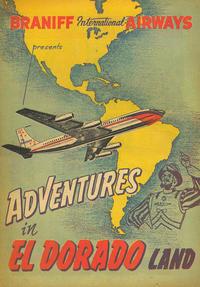Cover Thumbnail for Adventures in El Dorado Land (American Comics Group, 1959 series)