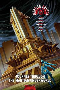 Cover Thumbnail for Martian Comics (Martian Lit, 2014 series) #14