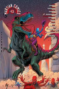 Cover Thumbnail for Martian Comics (Martian Lit, 2014 series) #12