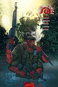 Cover Thumbnail for Martian Comics (Martian Lit, 2014 series) #7