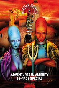 Cover Thumbnail for Martian Comics (Martian Lit, 2014 series) #3