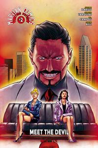 Cover Thumbnail for Martian Comics (Martian Lit, 2014 series) #2
