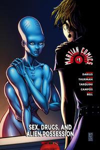 Cover Thumbnail for Martian Comics (Martian Lit, 2014 series) #1